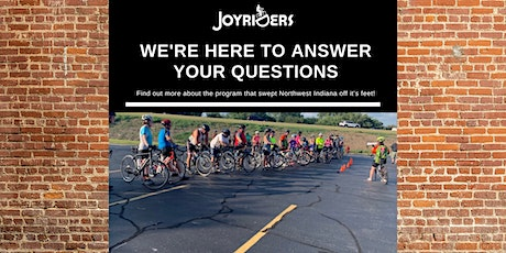 Spring JoyRiders Info Session tickets