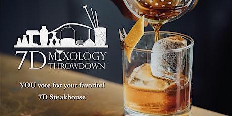 7D Mixology Throwdown #5 tickets