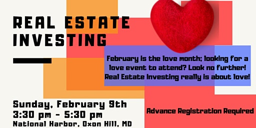 Real Estate Investing Wealth Creation Event