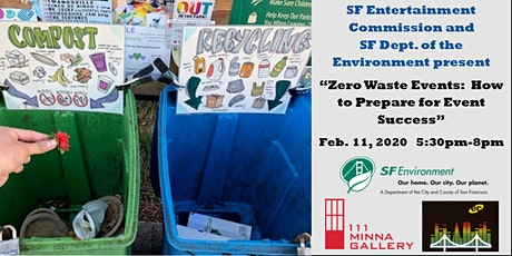 Zero Waste Events: How to Prepare for Event Success tickets