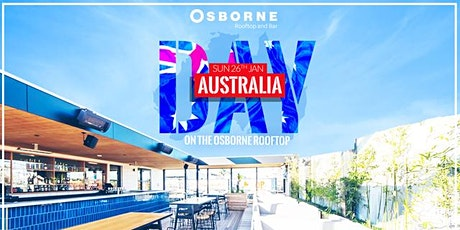 Australia Day on the Osborne Rooftop tickets