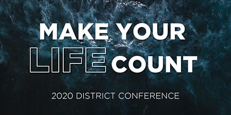 BCYD CONFERENCE 2020 | MAKE YOUR LIFE COUNT tickets