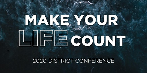 BCYD CONFERENCE 2020 | MAKE YOUR LIFE COUNT