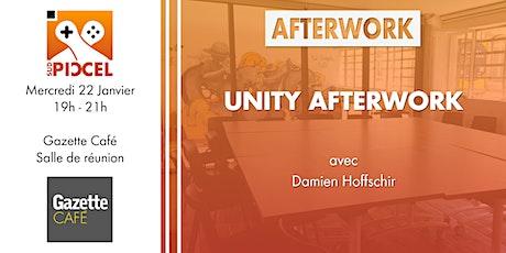 Sud Piccel - Unity Afterwork#19 avec Damien Hoffschir billets