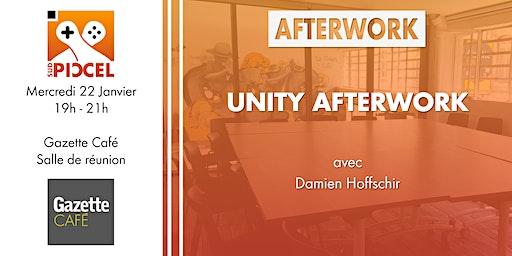 Sud Piccel - Unity Afterwork#19 avec Damien Hoffschir