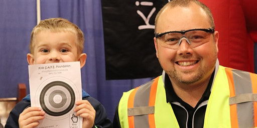 Kids Firearm Safety 1 @ The Roseburg Boat and Sportsman Show