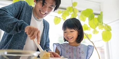 Parent & Me Cooking Class (Kids' Desserts) $50 per couple tickets