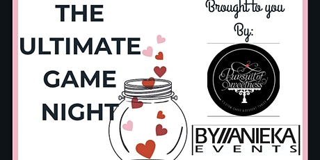 The Ultimate Game Night (Valentines Edition) tickets