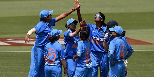 CommBank Women's T20 INTL Tri-Series - Indian Fan Zone