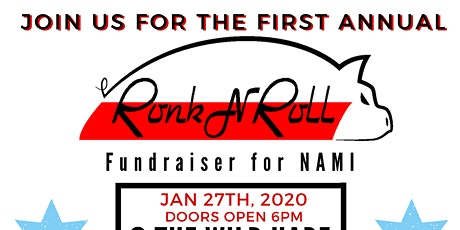 Ronk & Roll Fundraiser for NAMI Chicago tickets