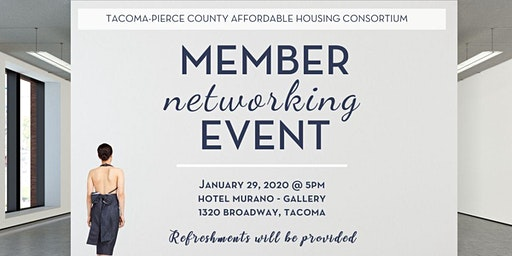 AHC Membership Networking Event