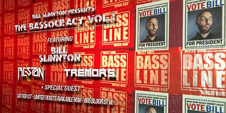Bill Slinnton Presents: The Bassocracy Vol.1 tickets