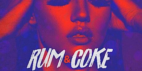 Rum & Coke @ Hudson Terrace tickets