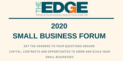 2020 Small Business Forum