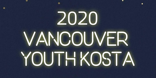 2020 유스 코스타 Vancouver Youth KOSTA
