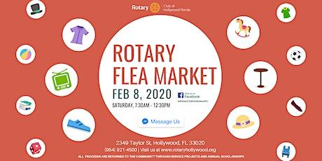 2020 Rotary Flea Market tickets