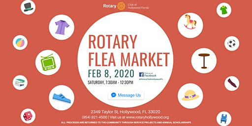2020 Rotary Flea Market