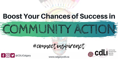 Boost Your Chances at Success in Community Action tickets