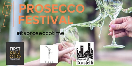 The Prosecco Festival 2020 tickets