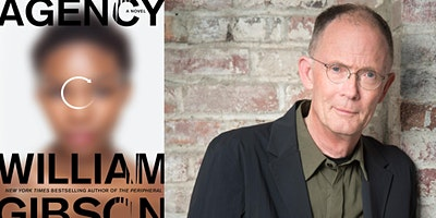 William Gibson launches AGENCY