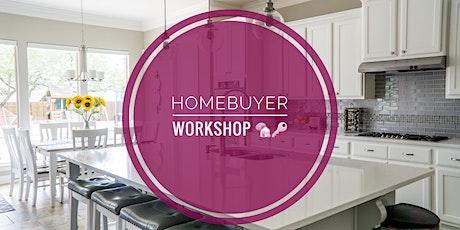 New Homebuyer Workshop tickets