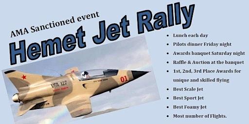 Hemet Model Masters - Jet Rally