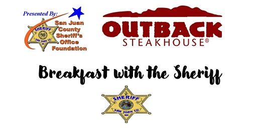 Breakfast with the Sheriff