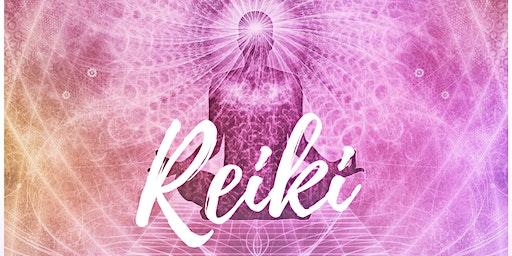 Reiki Support & Share