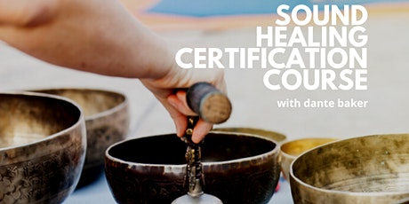Sound Healing Certification Course tickets