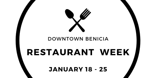Downtown Benicia Restaurant Week