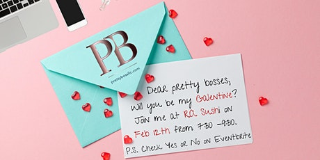 Galentine's Day with Pretty Boss tickets