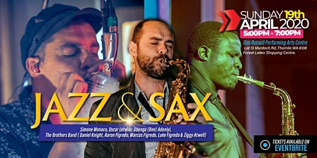 Jazz and Sax (Chapter 1)Musical Concert tickets