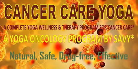 Cancer Care Yoga Introductory Session tickets