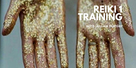 Reiki 1 Training tickets