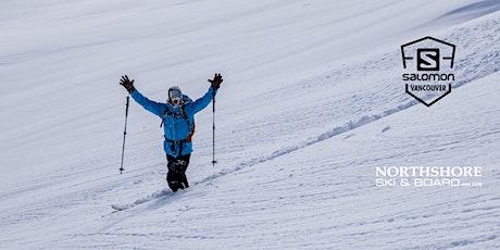 Salomon Ski Waxing Party tickets