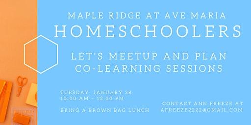 Maple Ridge at Ave Maria Homeschoolers