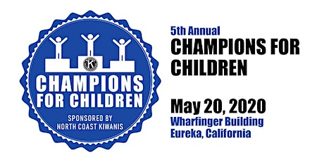 Champions for Children tickets