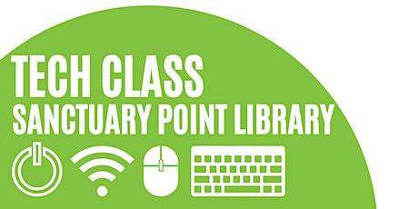 Intermediate Laptop three week course - Sanctuary Point Libary tickets