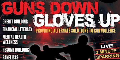 Boxing Summit-Guns Down Gloves Up! Call-To-Action nonviolence tickets