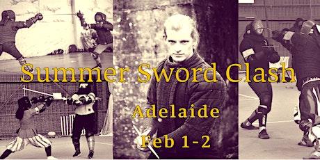 Summer Sword Clash tickets