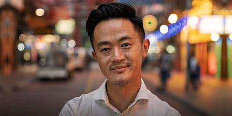 Writing Life with Benjamin Law tickets