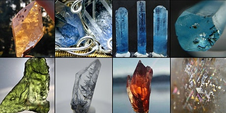 Crystallography Gem + Mineral Market / LIFE:FORMS Festival Bellevue tickets