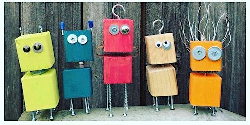 Build a Robot -Kids Build