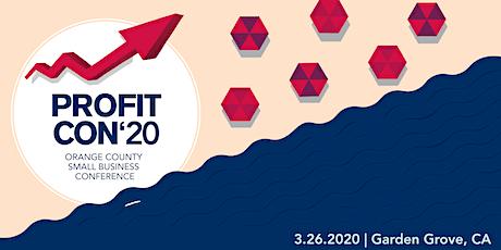 ProfitCON2020: A Small Business Conference tickets