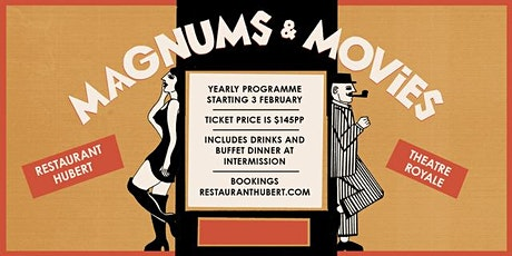 Casablanca - Magnums and Movies tickets