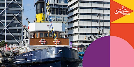 SeePort Festival 2020 | Steam Tugboat Sailings tickets