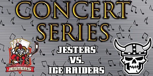 Las Vegas Jesters @ NorCal Ice Raiders Game Two