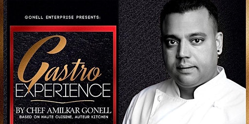 6 COURSE TASTING EVENT | VALENTINE DAY | GASTRO EXPERIENCE BY MR. FUSION