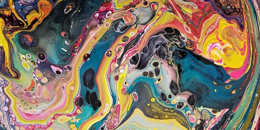 2/20 $25 Acrylic Pouring @ Paint Like ME Studio