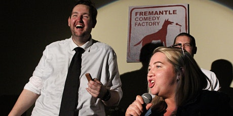 Fremantle Comedy Factory - Every Thursday Night @ the Sail and Anchor tickets
